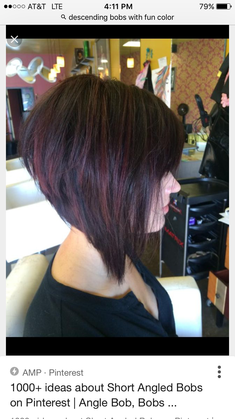 Pin by danielle anderson on cut and color in pinterest hair