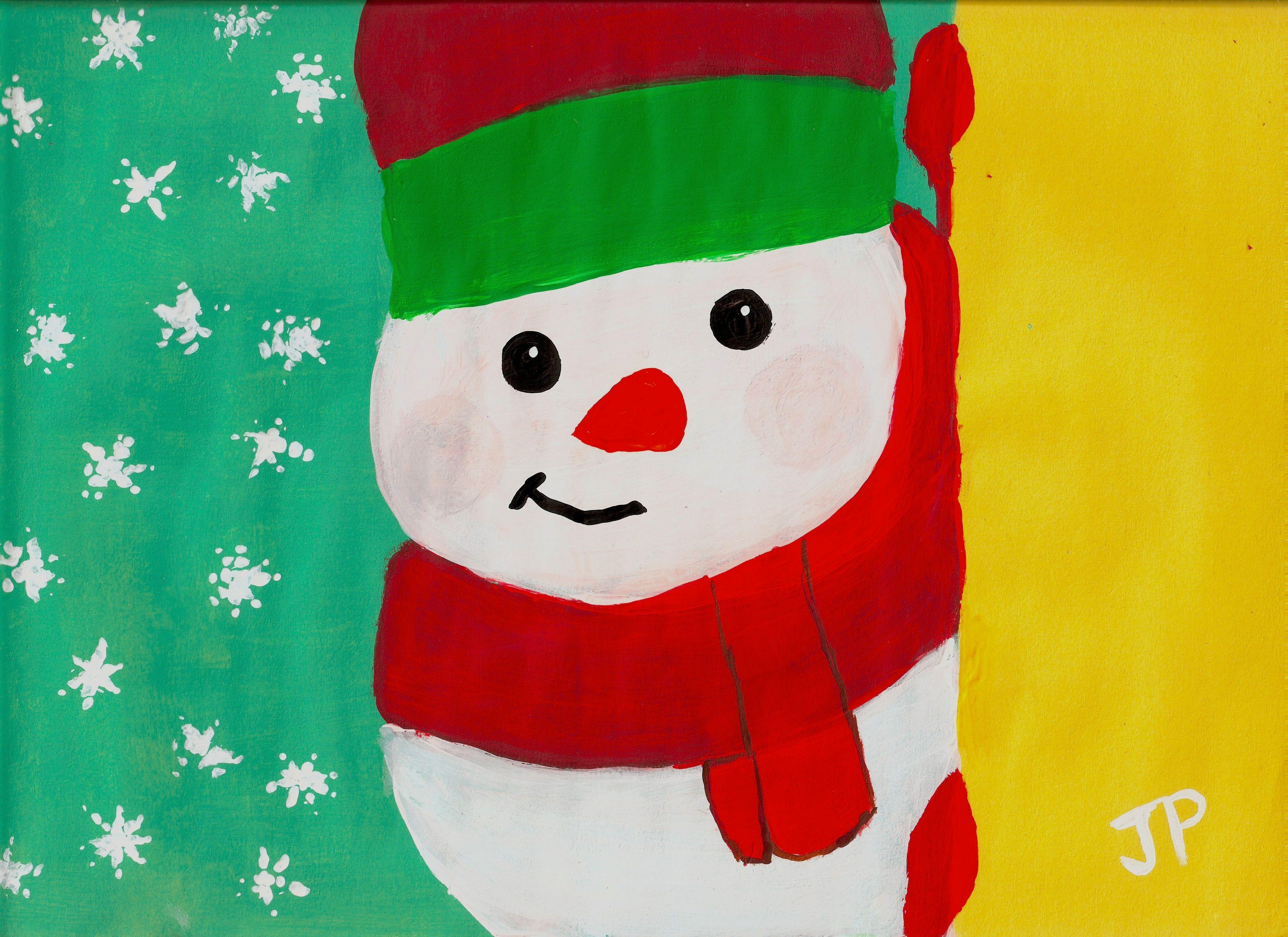 Sly Snowman