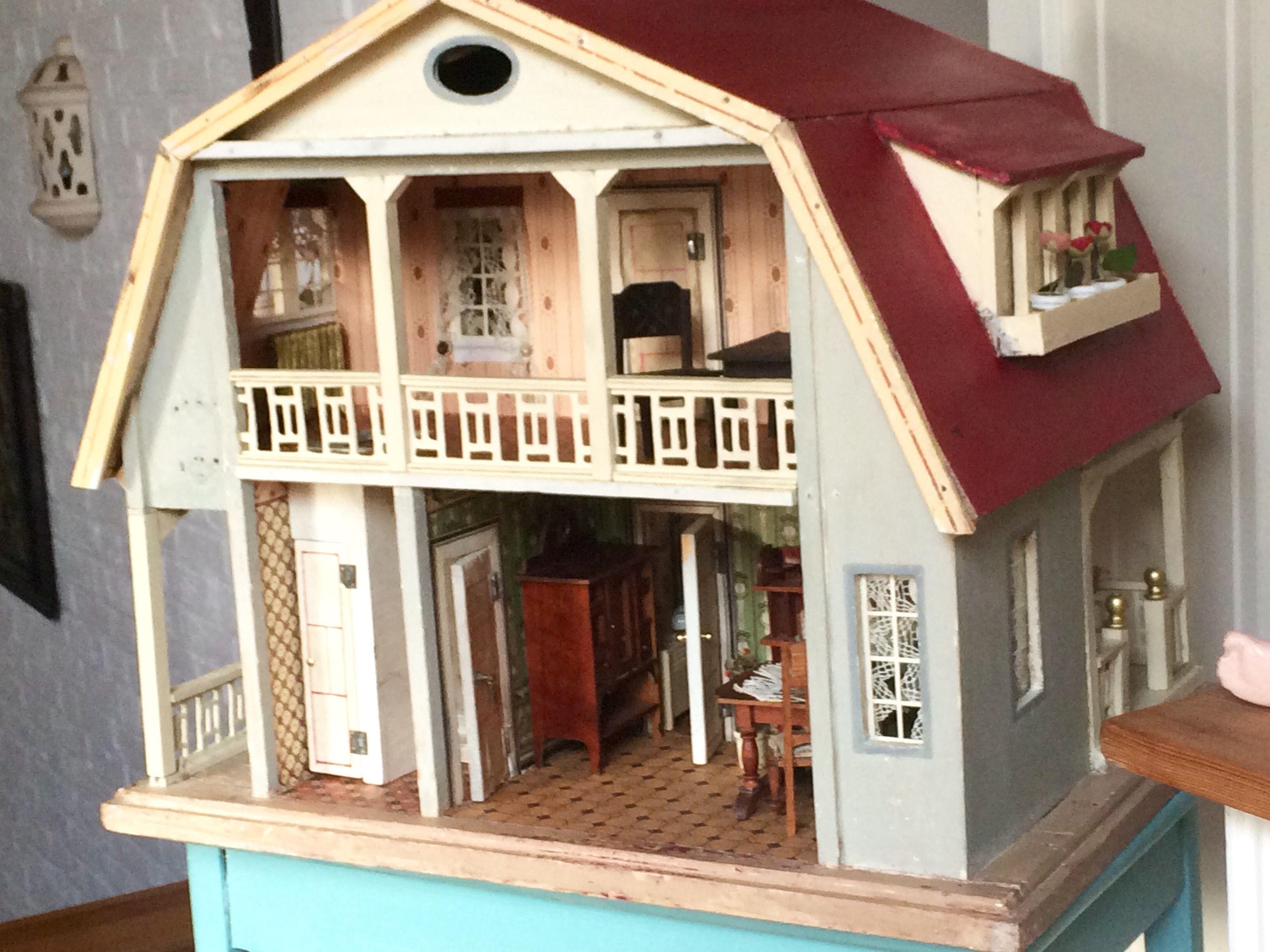 Puppenhaus Puppenstube Für Erwachsene
