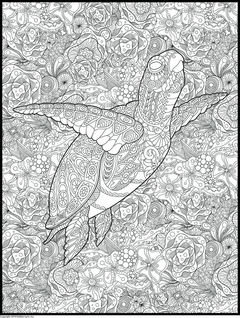 Huge Coloring Pages