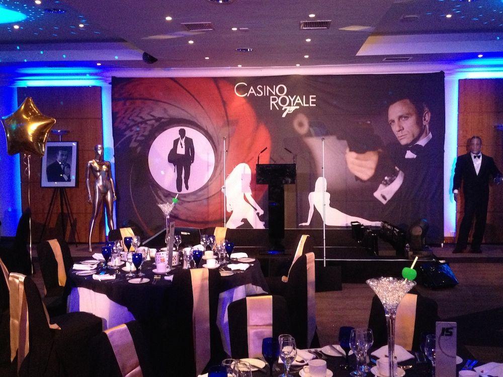 James Bond Theme Party | Bond party | Pinterest