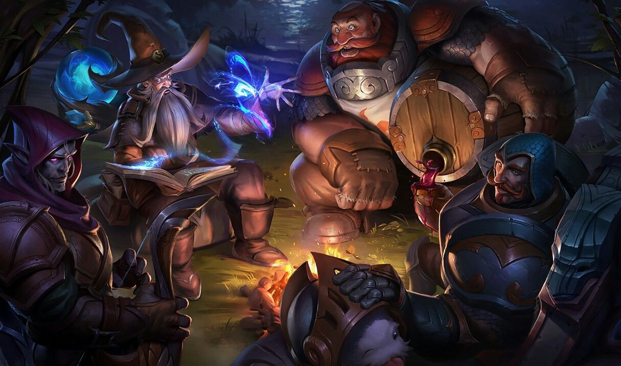 Braum Lionheart Lol League Of Legends League Of Legends Braum S