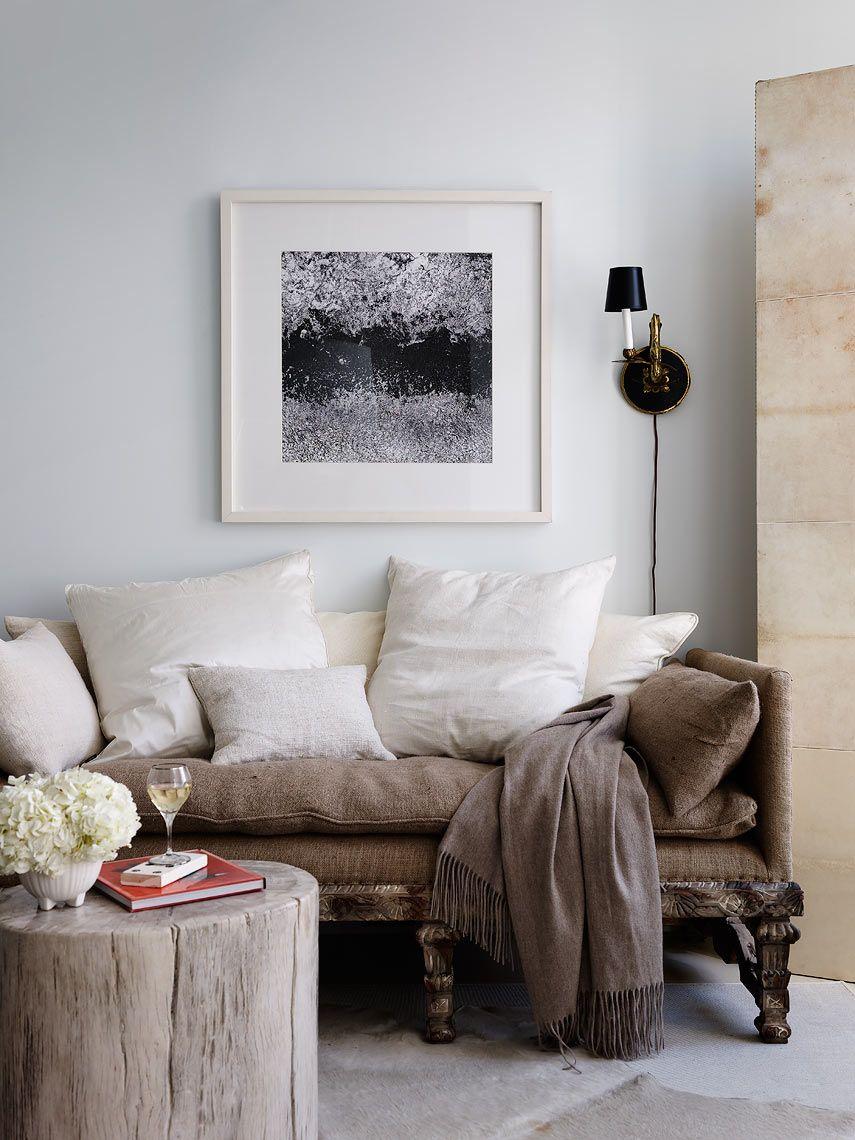 Beautiful living room // Lucas Allen