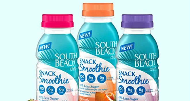 south beach diet without artificial sweeteners