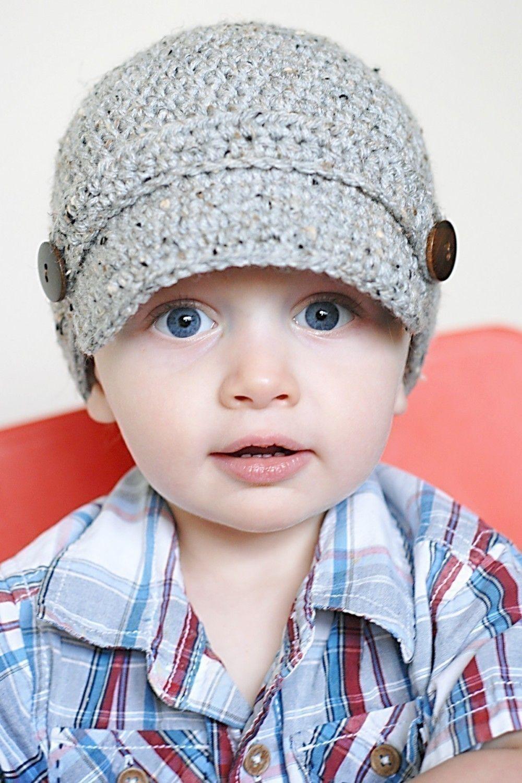 Classic Newsboy Crochet Pattern Permission to by adrienneengar ...