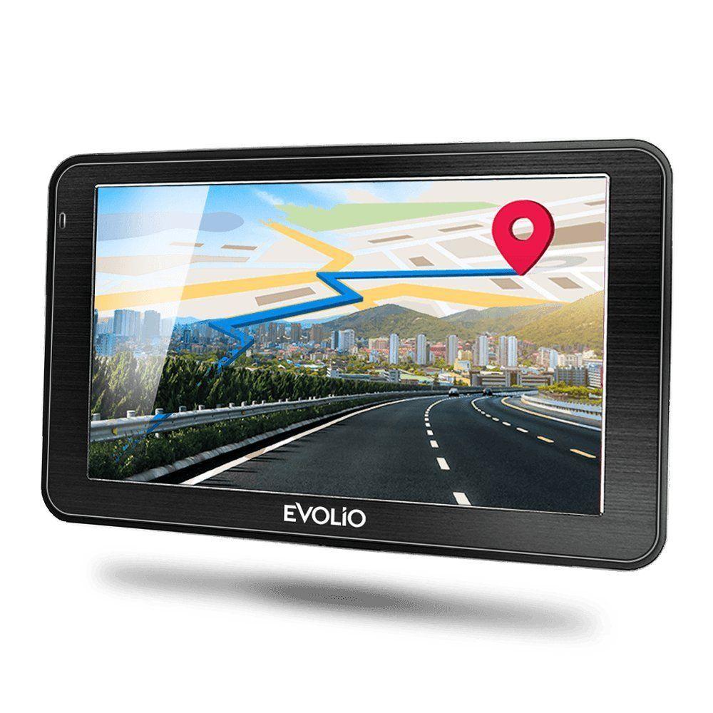 Système de navigation GPS, Preciso 7.0 Full Europe, écran 17,8 cm