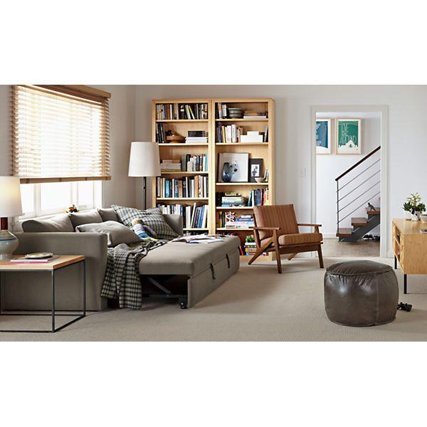 Oxford Pop-Up Platform Sleeper Sofa - Modern Sleeper Sofas ...