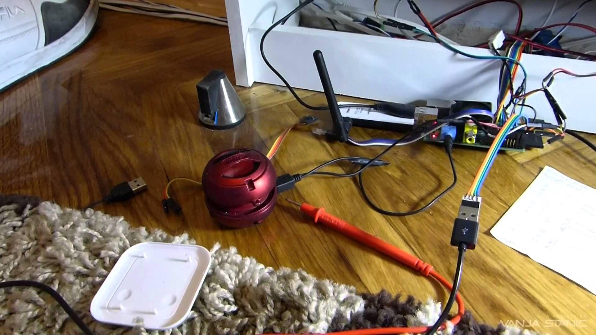 Advanced Home Control System - A Raspberry Pi Project | Raspberry Pi ...