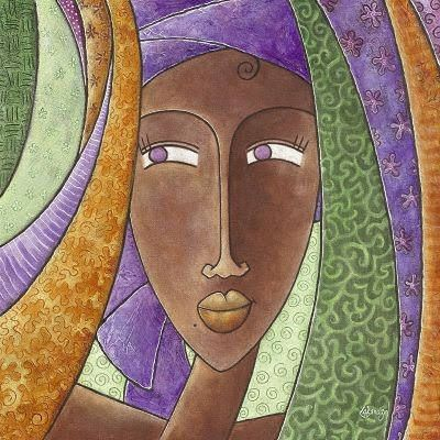 African Woman 1 - Counted cross stitch pattern in PDF format by ...