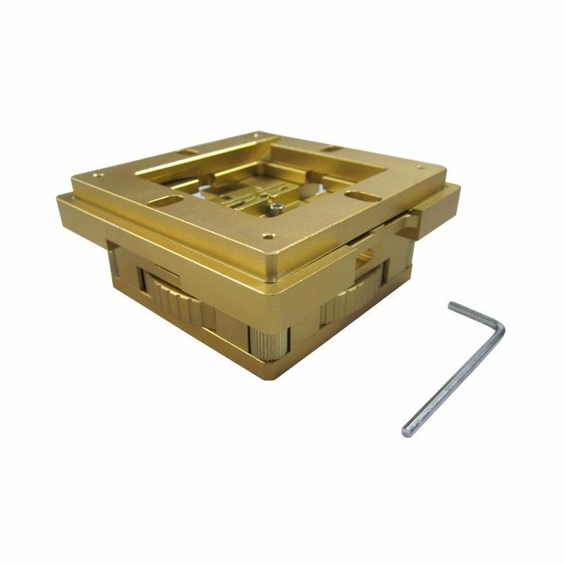 Universal Bga Stencil Holder Bga Reballing Station For 80 90mm With Magnet Magnets Stencils Cheap Tools