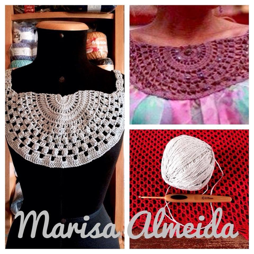 Marisa Almeida Tricot Crochet