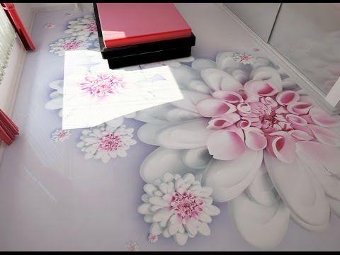 ارضيات ثلاثية الابعاد 3d Floor فقط لدى مودي ارت للديكور Youtube Floor Art 3d Floor Art 3d Flooring