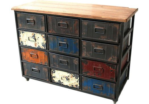 Best Picture Of Industrie Black Large Paintbox Cabinet From 400 x 300