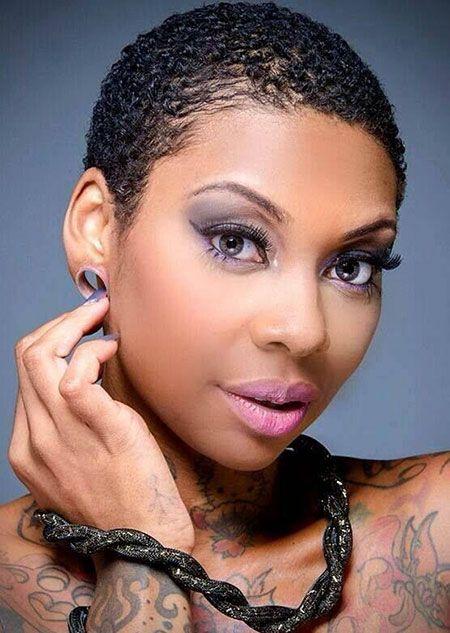 Short Hairstyles For African American Women short bob hairstyle for black women 25 Short Cuts For Black Women