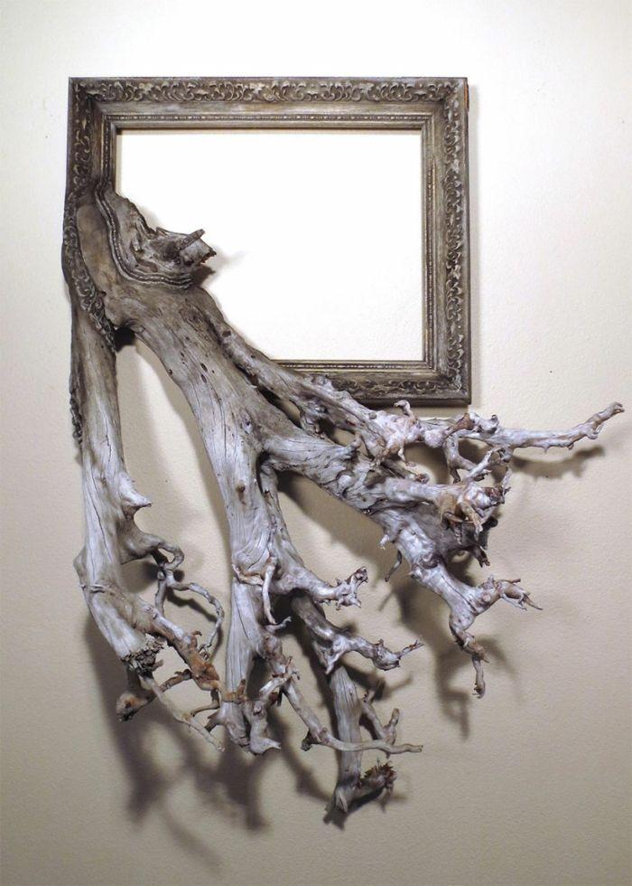 Bilderrahmen selber machen aus künstlerischer Sicht betrachtet ...