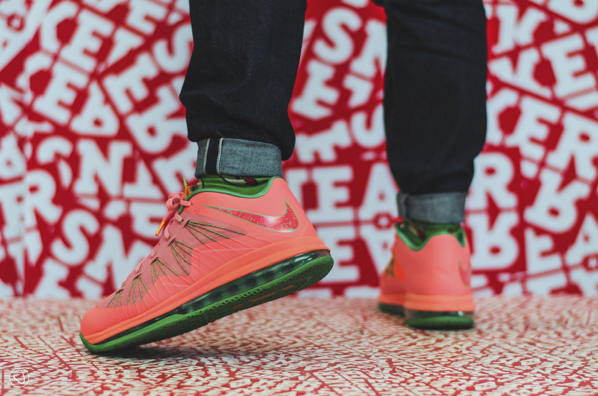 size 40 8cf53 cbea3 Nike LeBron 10 Low