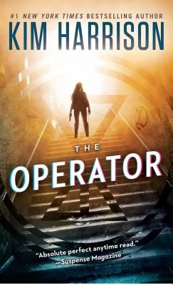 The Operator by Kim Harrison. Click on the cover to see if the book is available at Freeport Community Library.