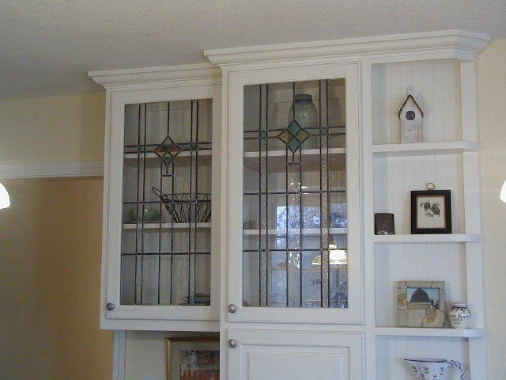 Frameless glass kitchen doors glass