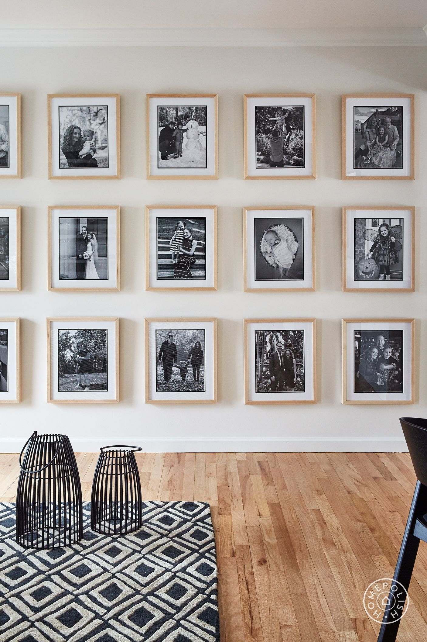 A Tailored Bohemian Home In Scarsdale Ny Family Photo Gallery