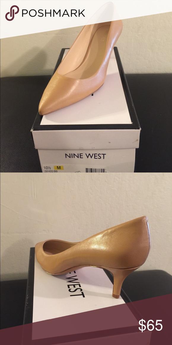 5e14374d6c2 Nine West soho pointy toe pumps 2.5 inch heel Nine West Shoes Heels ...