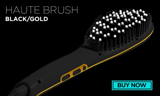 Instant Hair Straightener Unlike your traditional hair straightener, the Haute™ Brush's unique design reduces the risk of burning and damaging your hair, giving you worry-free style in a breeze. https://hautebrush.com/