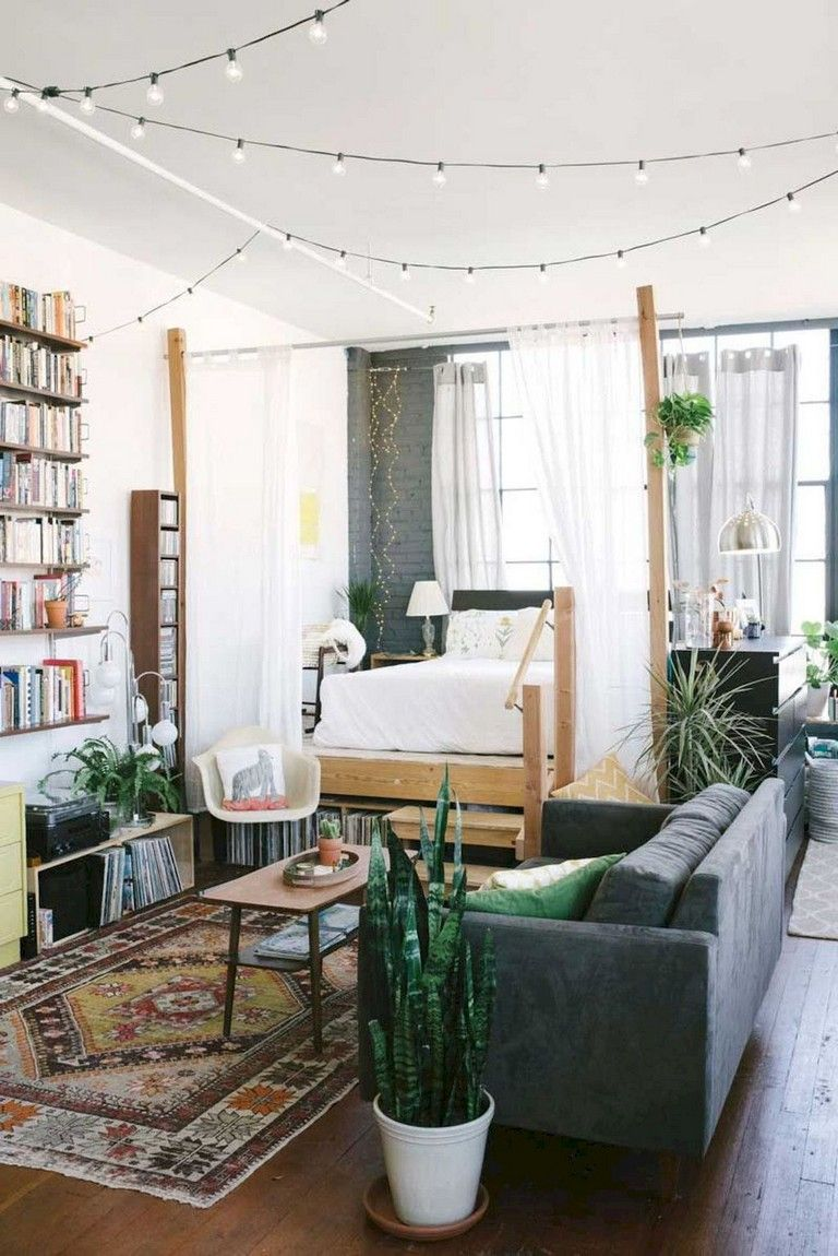 77+ Stunning First Apartment Studio Decor Ideas