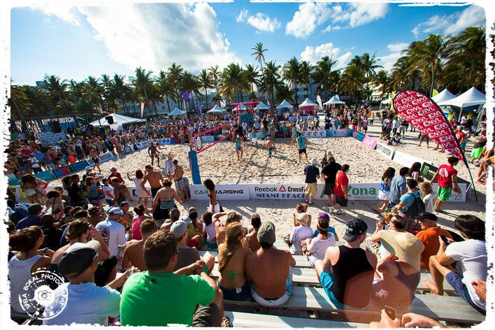 Day 31 Ditry Dutch Model Beach Volleyball Tournamen Miami South Beach South Beach Beach Volleyball Dolores Park