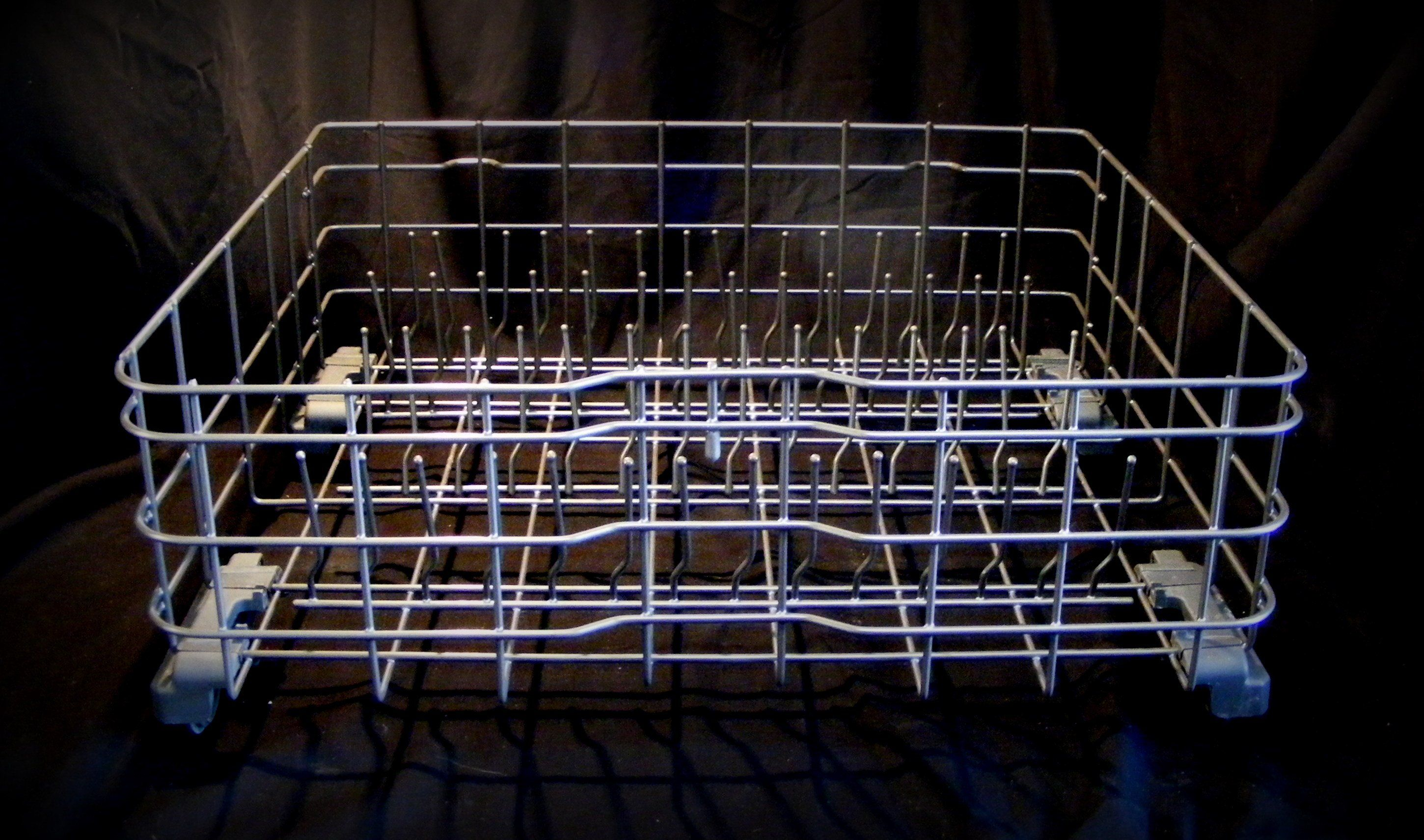Wd28x10349 Ge Dishwasher Gray Lower Dish Rack Ge Dishwasher Dish Racks Best Appliances