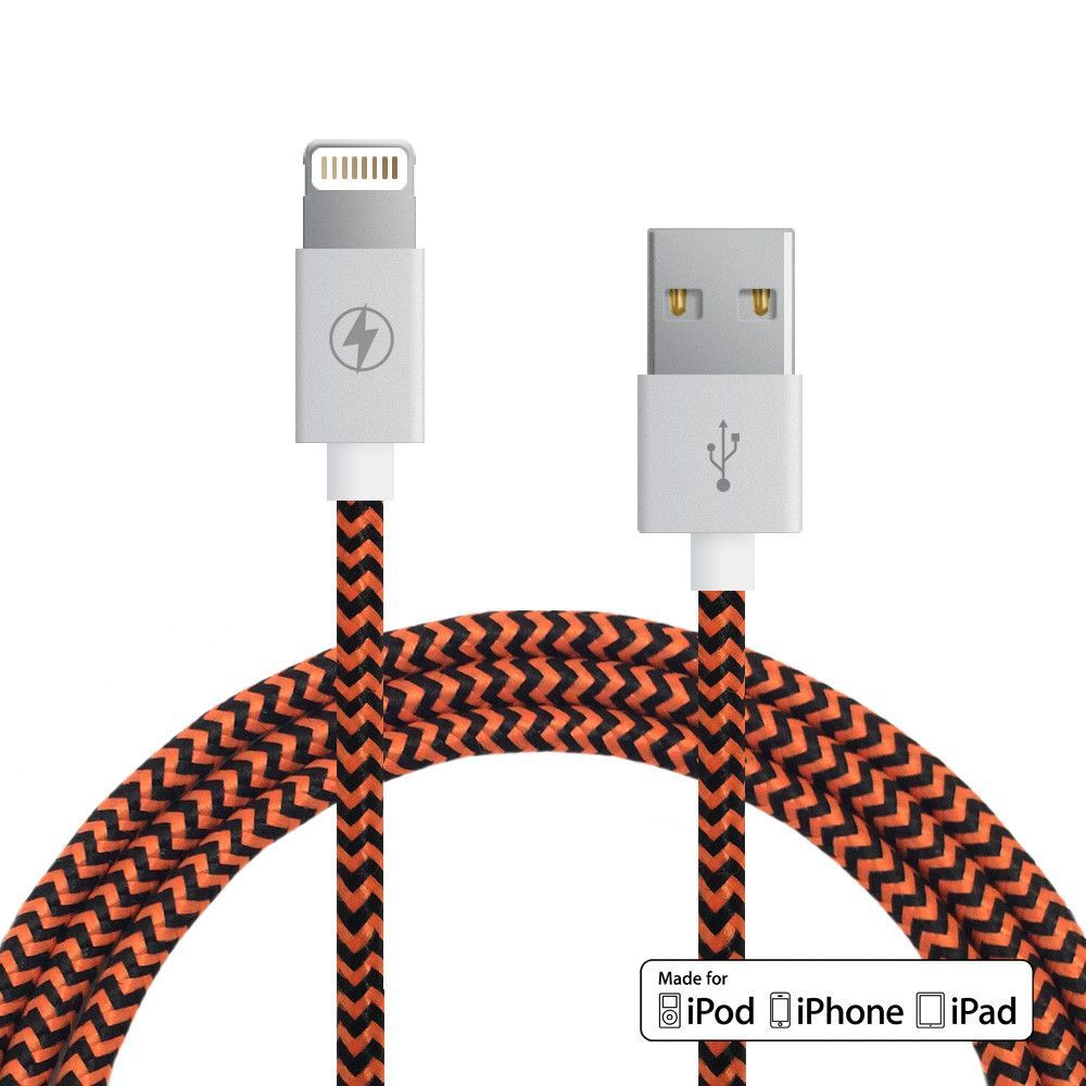 Giant Lightning Cable for iPhone, iPad, iPod [MFi Certified]