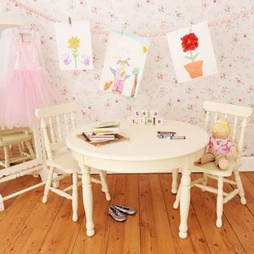 Flea Market Table Table Chairs Kids Table Chairs