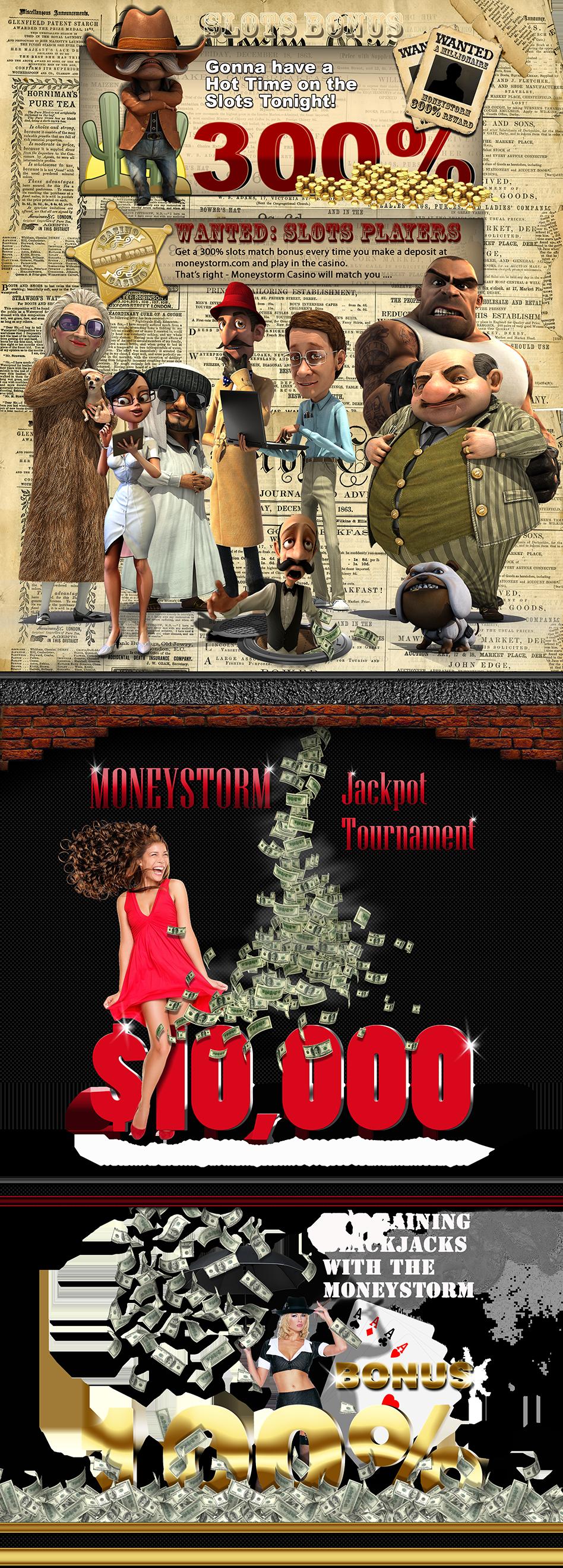 Moneystorm casino sign up