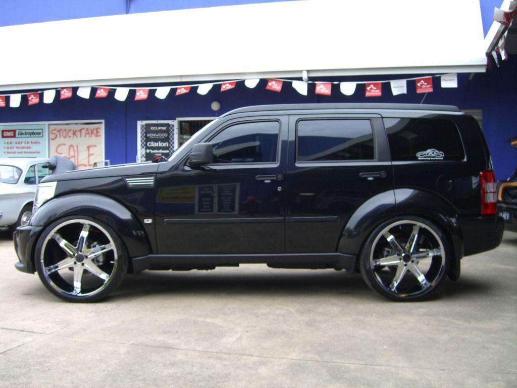 Dodge Nitro Black Color Dodge Nitro Dodge Nitro