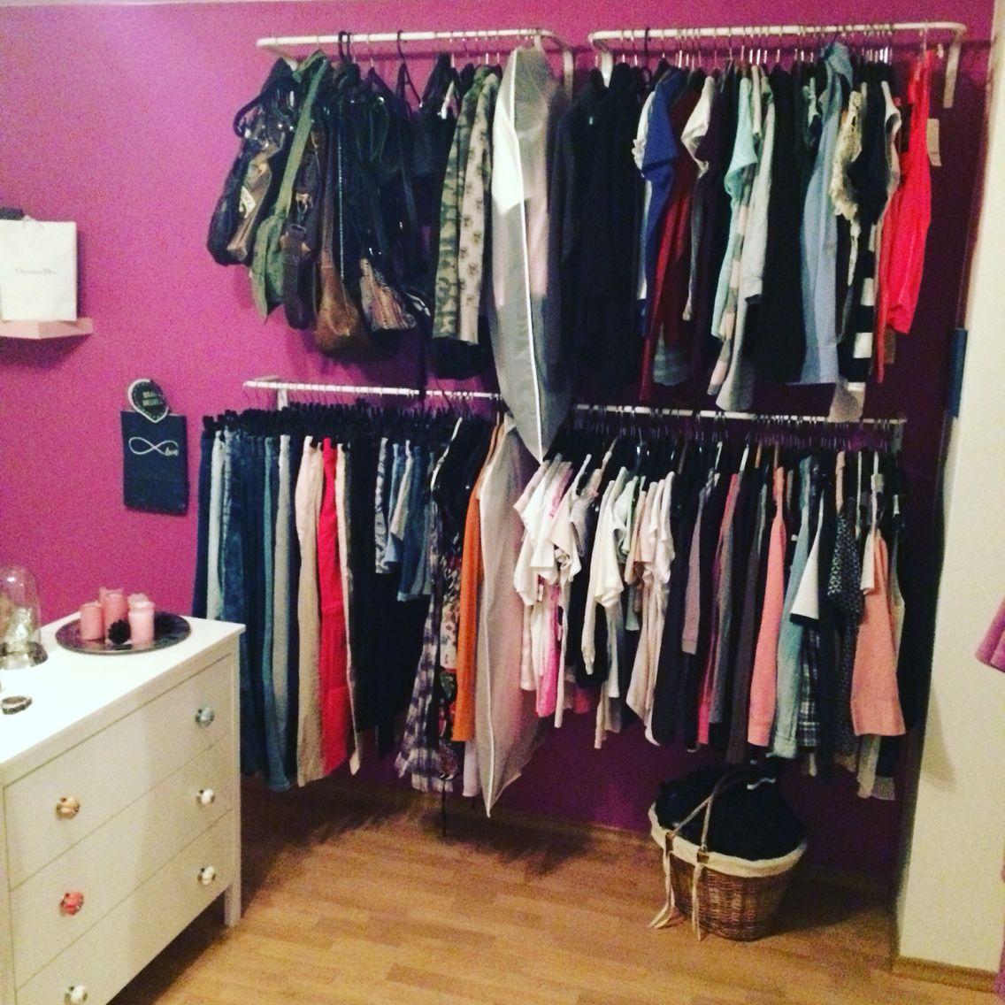 Kleiderschrank, closet
