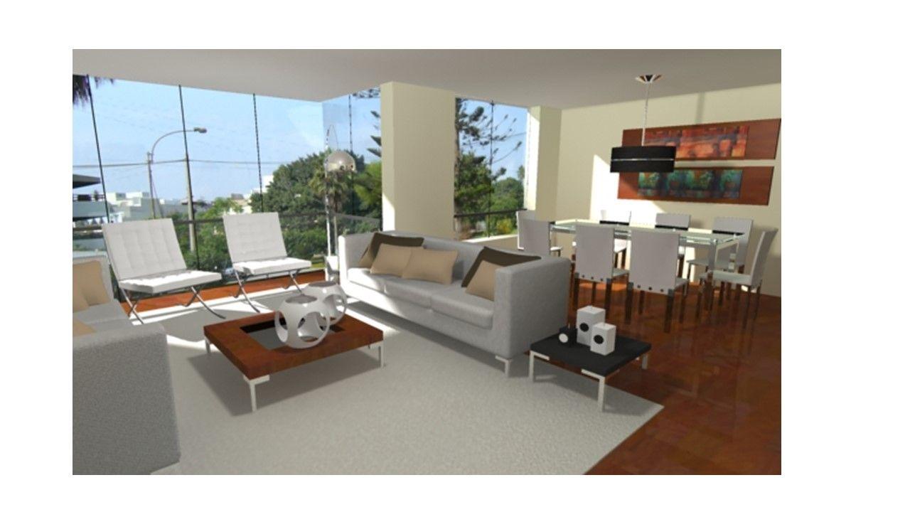 Como decorar sala comedor y cocina en un solo ambiente for Como decorar una cocina