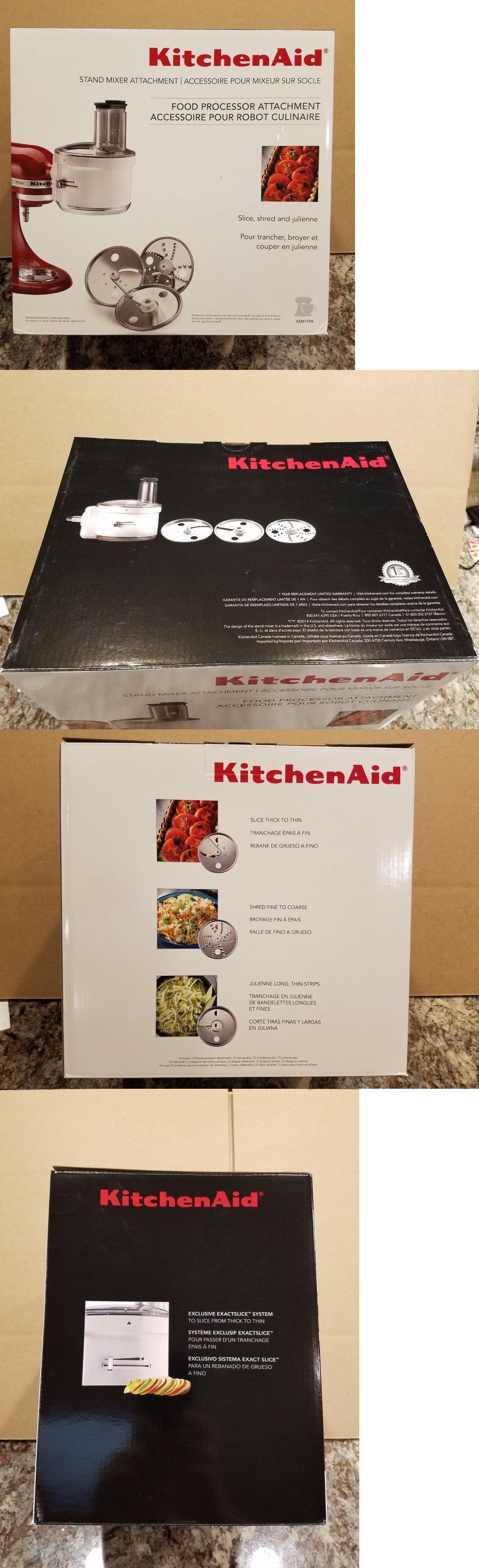 Food processors 20673 brand new kitchenaid stand mixer