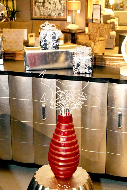 Interior Design And Holiday Decorations By Chris Thayer Of Star Furniture,  Southwest Houston, TX