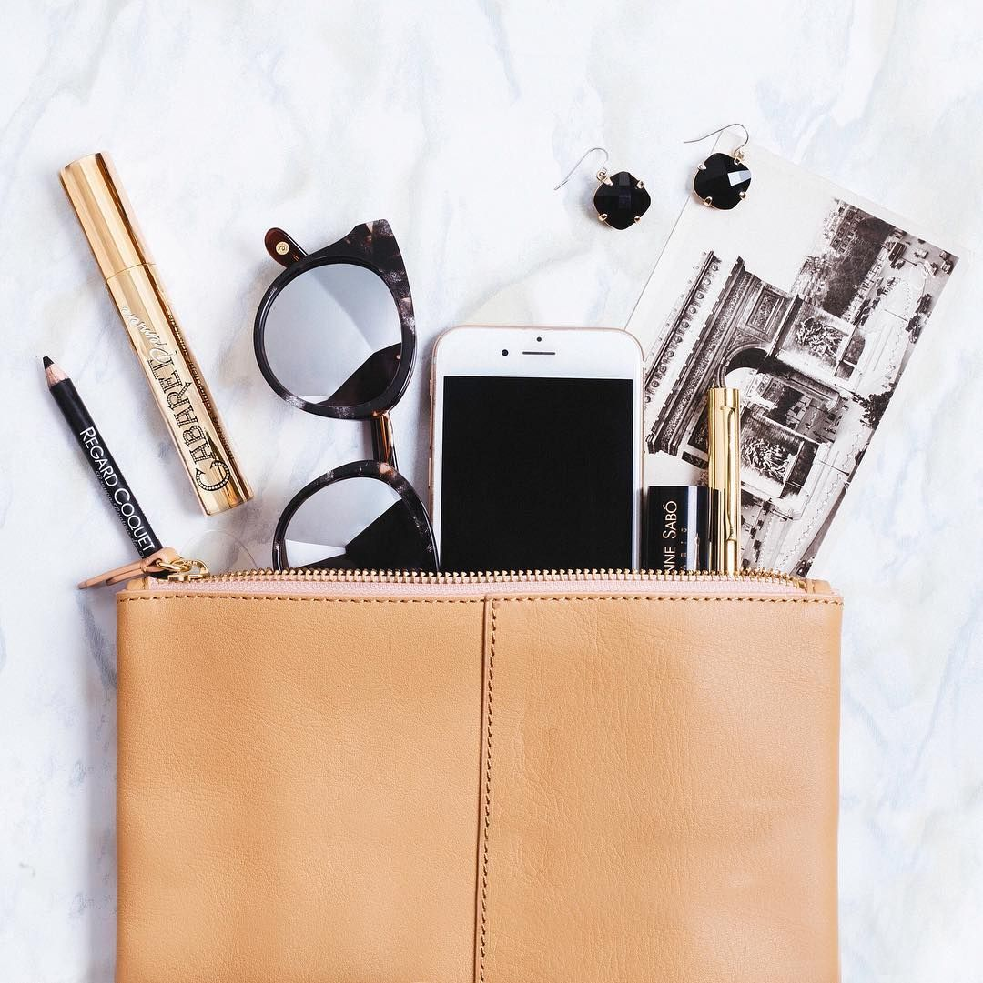 You'll always find Cabaret Première mascara in our purses