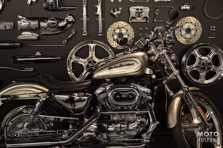 Harley Davidson Museum In Milwaukee Wisconsin Showcases The