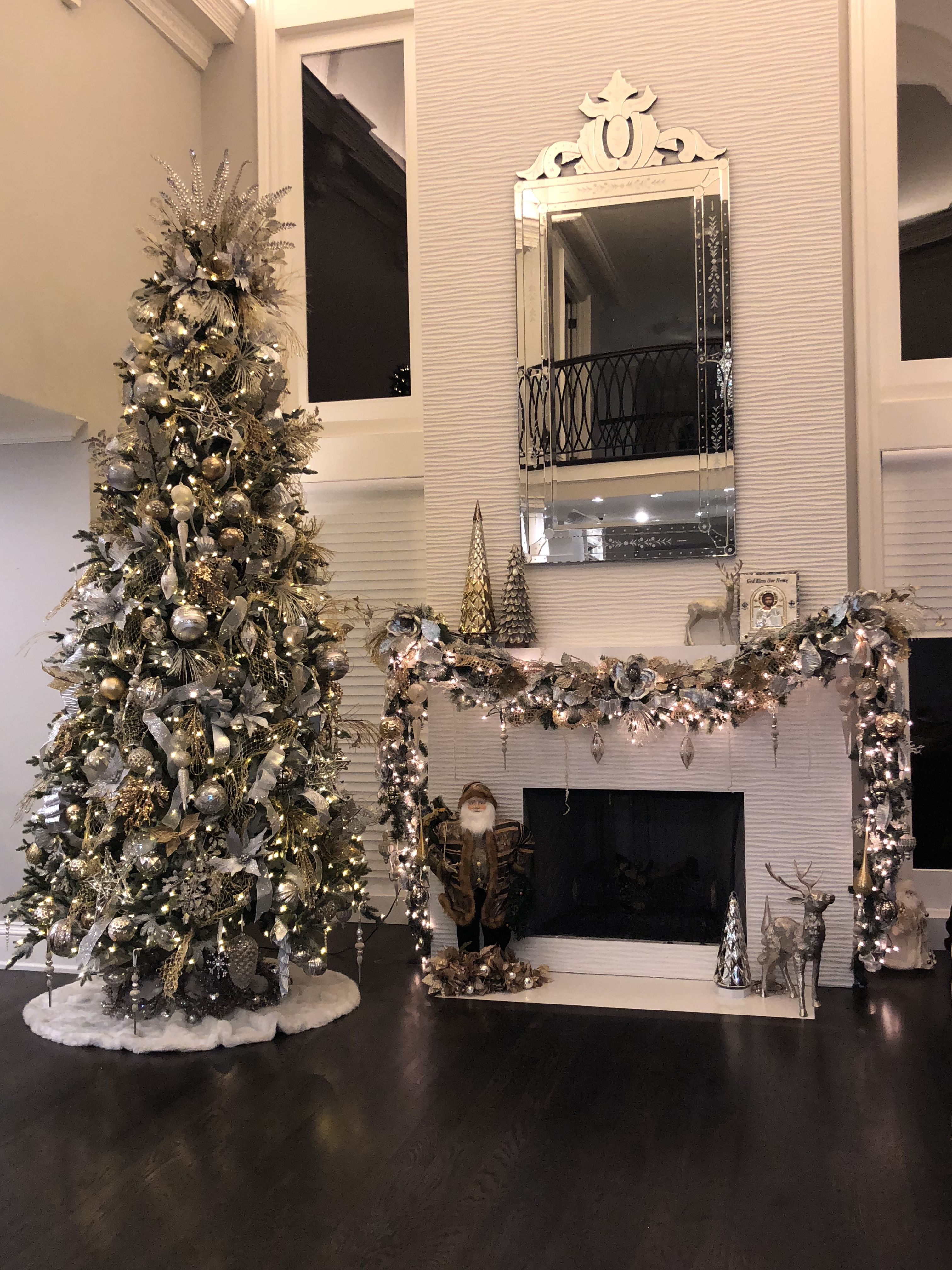 Pin by J Decor on Christmas trees with LOVE