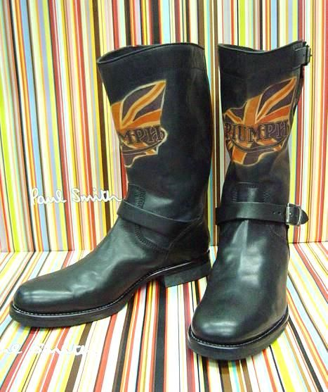 Paul smith riding boots