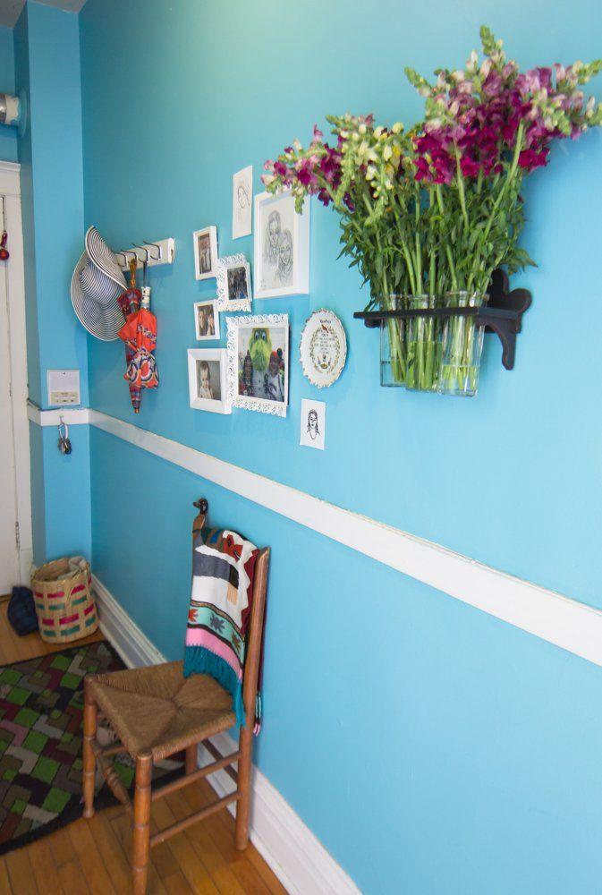 Amy's Vintage Jewel Tone Apartment House Tour   Apartment Therapy