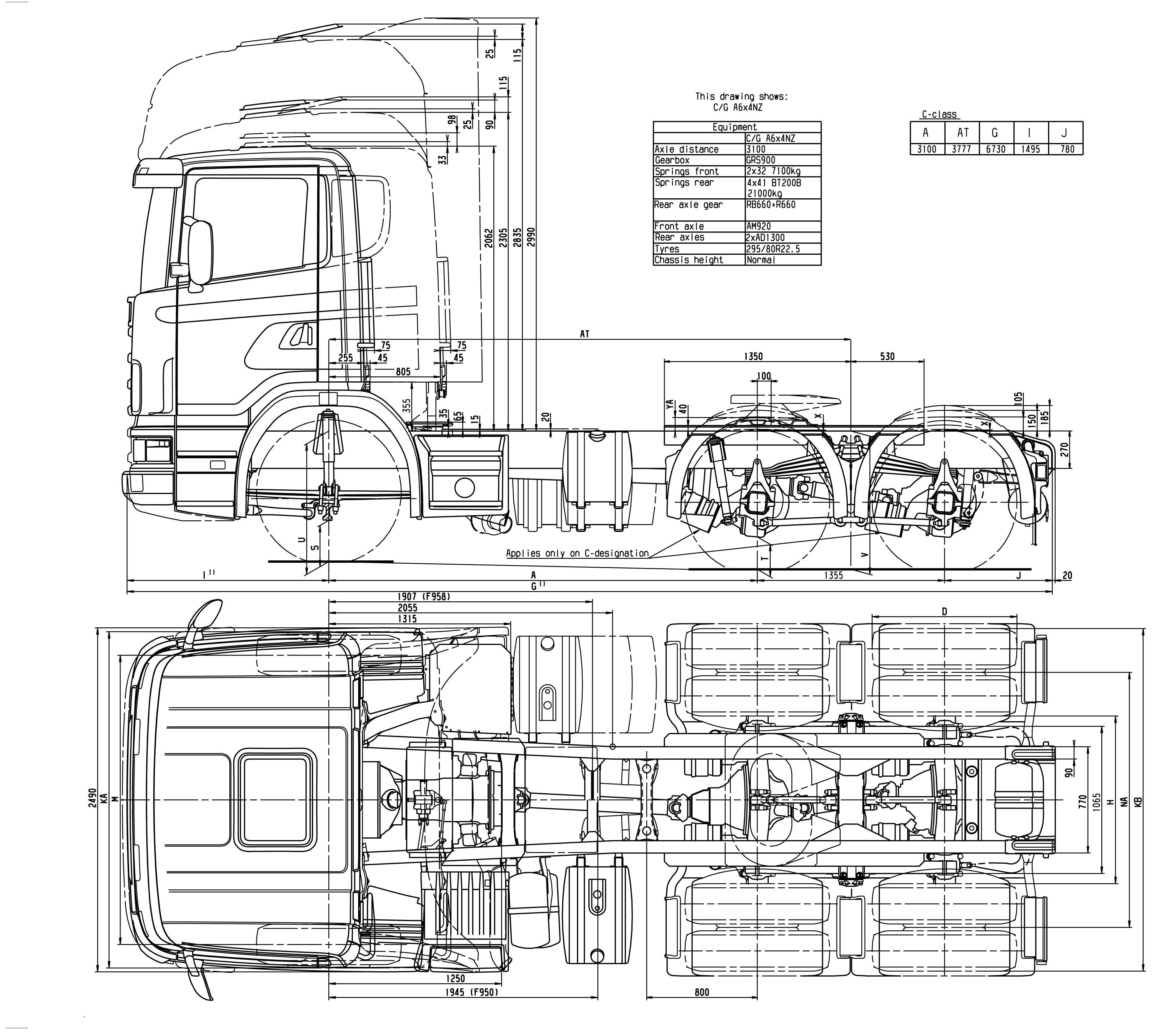 Truck Blueprint Truck Trucks Cars Truck Design
