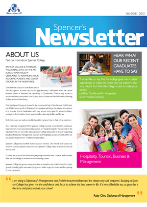 college newsletter examples koni polycode co
