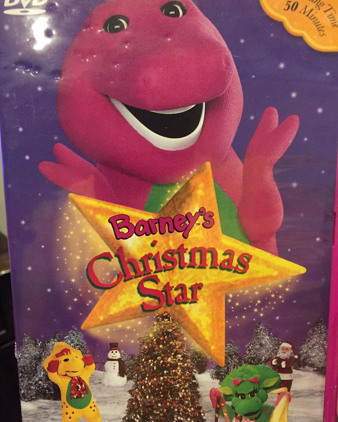 Who\'s excited for a lil Barney Christmas playing in the office ALL ...