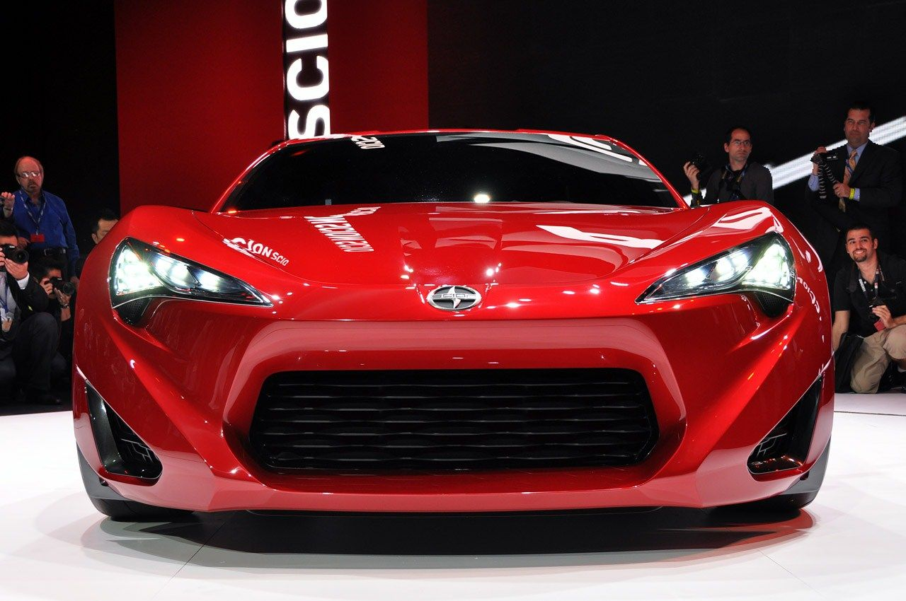 2016 Scion Frs Sedan Review Http Futurecarson