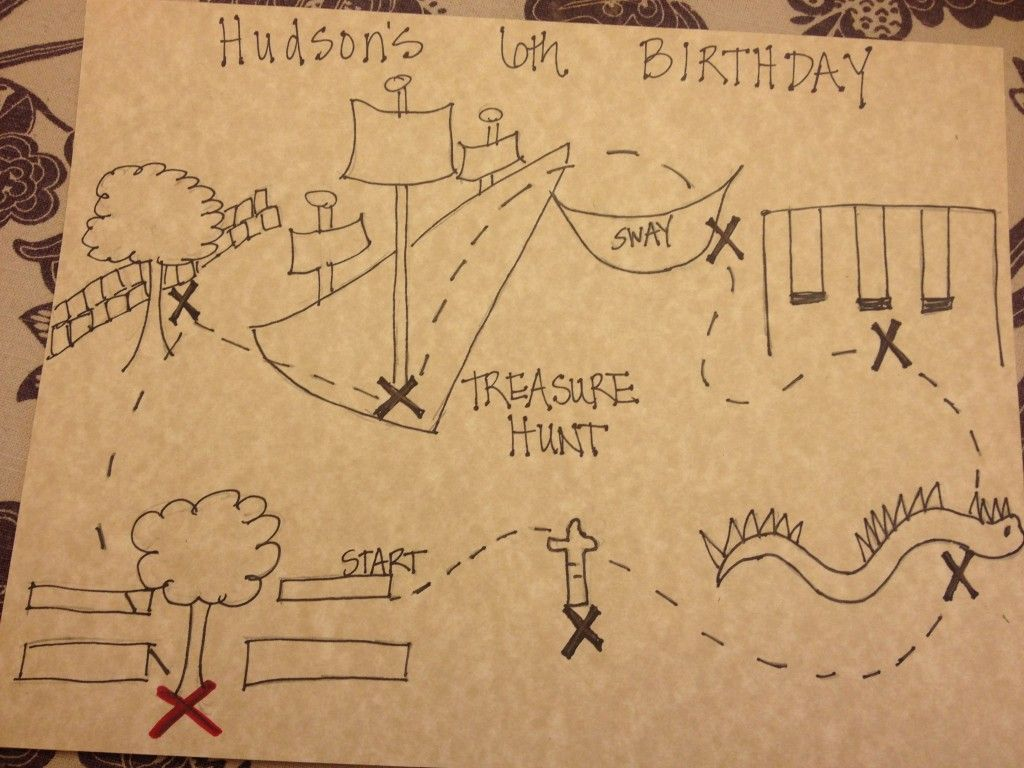 pirates treasure map clues how to throw a pirate party savvy