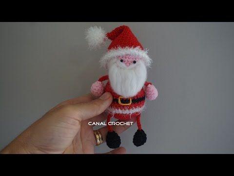 Amigurumi Nativity Free Download : Free amigurumi christmas santa crochet patterns papa noel
