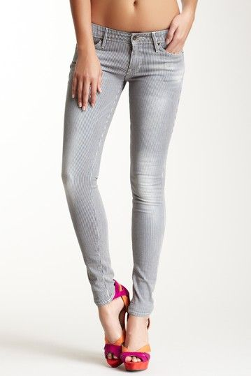 Sinclair Denim Elon the Stick Skinny Jean