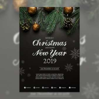 32 The Best A4 Christmas Card Template Word For Ms Word With A4 Christmas Card Template Wor Christmas Card Template Free Christmas Music Christmas Party Poster