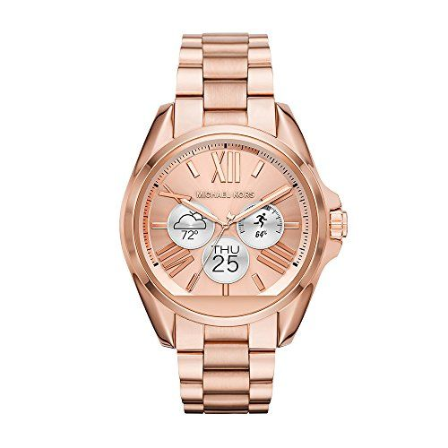3b1d6ef9ca64 Access Touchscreen Rose Gold Bradshaw Smartwatch  smartwatch  wristwatch   women  fashion